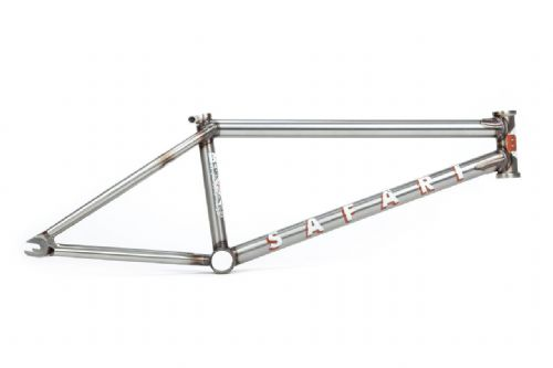 BSD Frame - Safari 2019 - Flat Raw - 20.6""